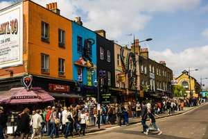 camden town londra week end