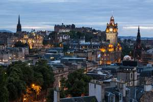 edimburgo week end